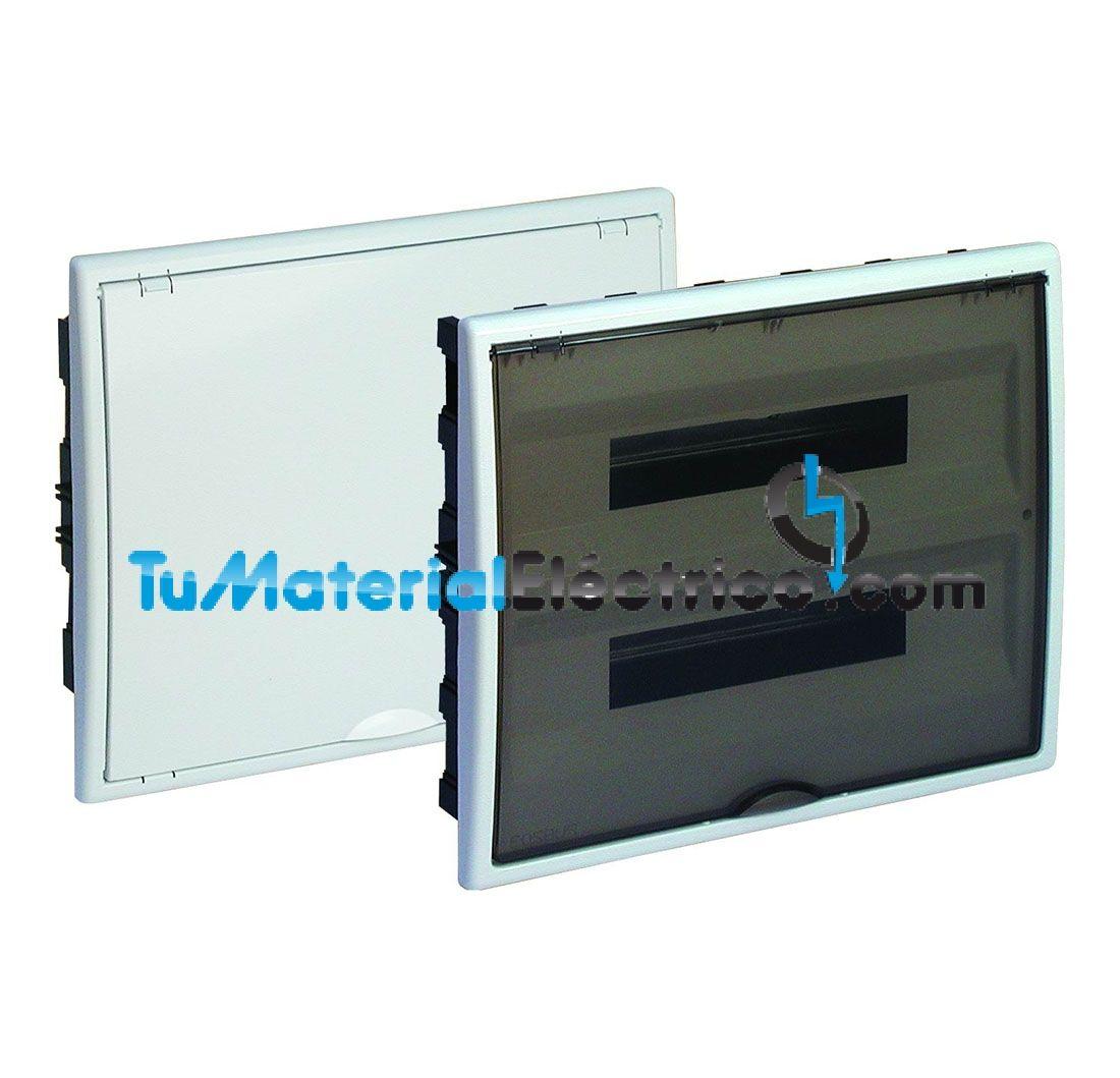 Cuadro el ctrico 40 elementos solera 8206 for Cuadro electrico componentes