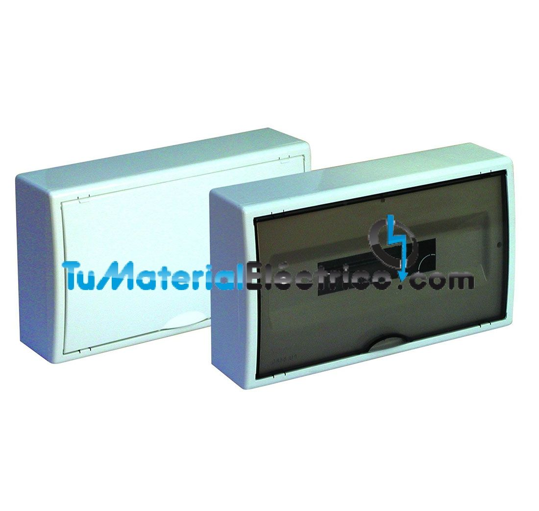 Cuadro eléctrico superficie 18 elementos, Solera 8704