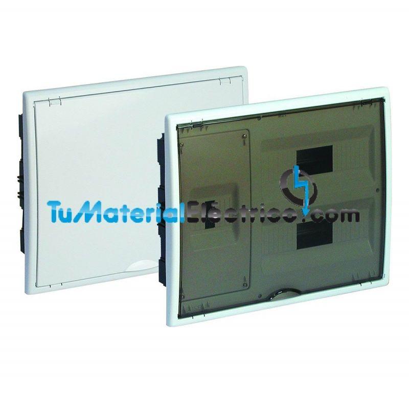 Cuadro el ctrico 24 elementos mas icp solera 8203 for Cuadro electrico componentes