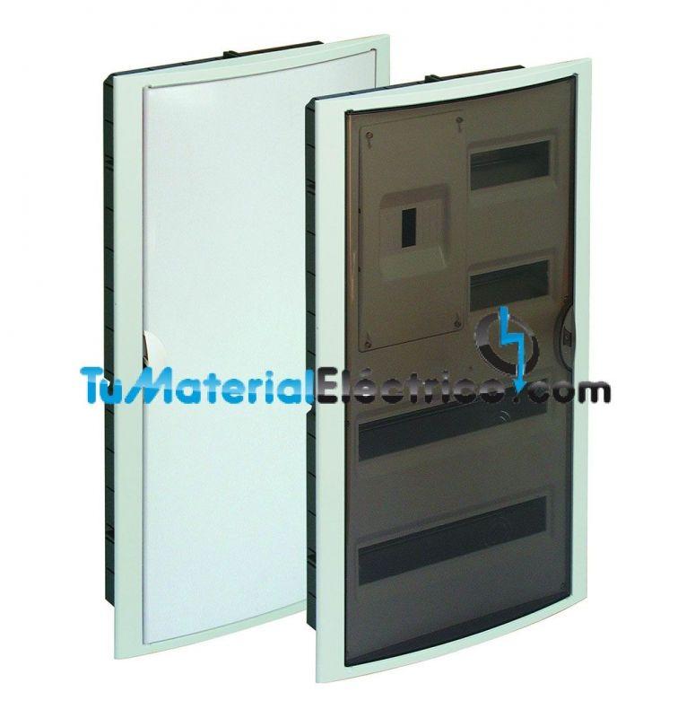 Cuadro el ctrico 40 elementos mas icp solera 5440 for Cuadro electrico componentes