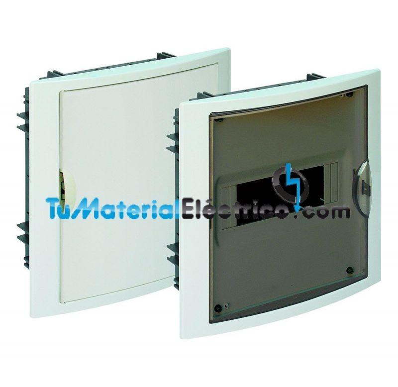 Cuadro el ctrico 8 elementos solera 5108 for Cuadro electrico componentes