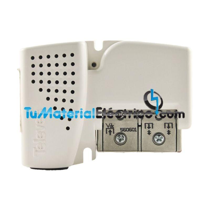 Televes 560601 amplificador vivienda tdt y sat lite - Amplificador senal tdt ...